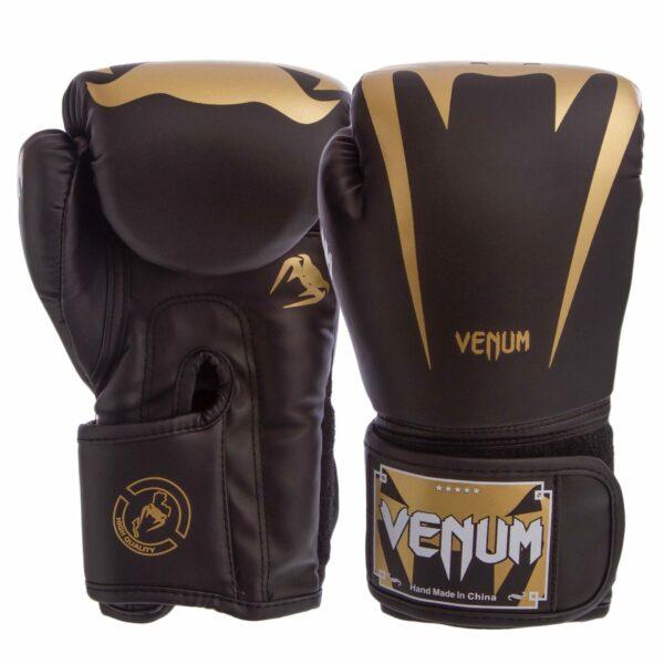 Перчатки боксерские VNM BO-8349 8-12 унций цвета в ассортименте