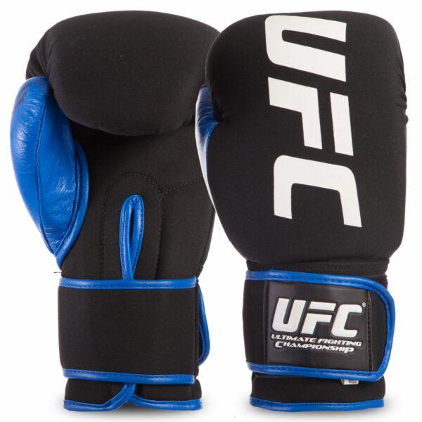 Перчатки боксерские UFC ULTIMATE KOMBAT 10-12 унций цвета в ассортименте