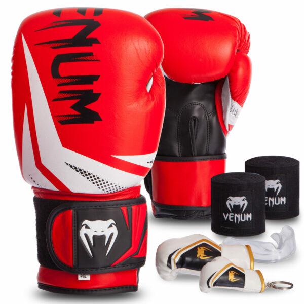 Боксерский набор 5в1 VNM 016 цвета в ассортименте