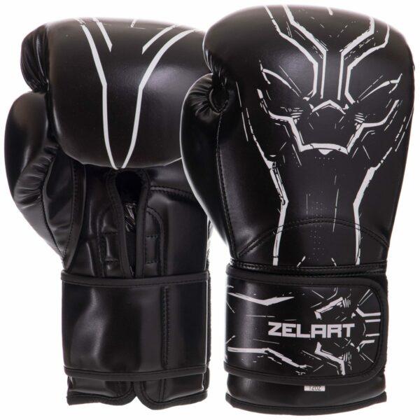 Перчатки боксерские Zelart BO-2889 10-14 унций цвета в ассортименте