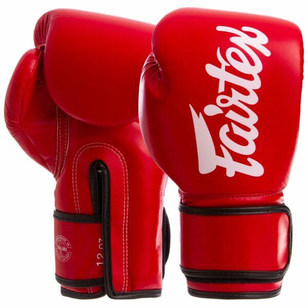 Перчатки боксерские FAIRTEX BGV14 10-16 унций цвета в ассортименте