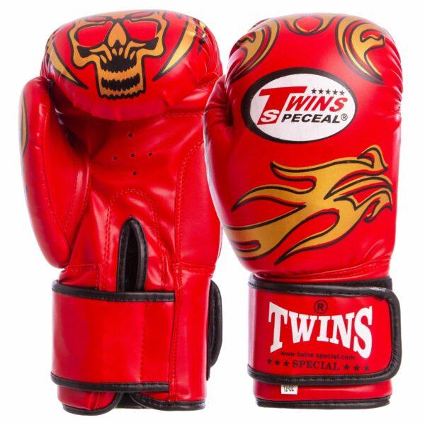 Перчатки боксерские TWN MA-5435 10-12 унций цвета в ассортименте