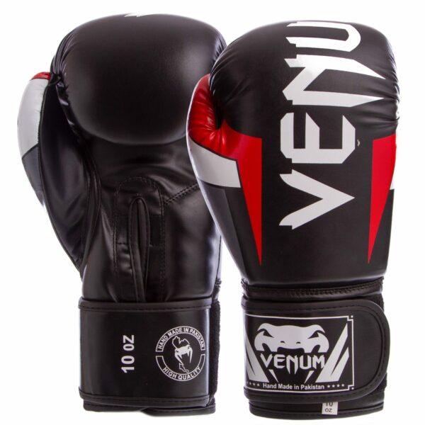Перчатки боксерские VNM ELITE BO-5338 10-12 унций цвета в ассортименте
