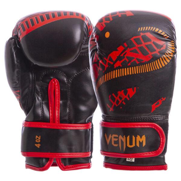 Перчатки боксерские VNM SNAKER VL-5795 4-12 унций цвета в ассортименте