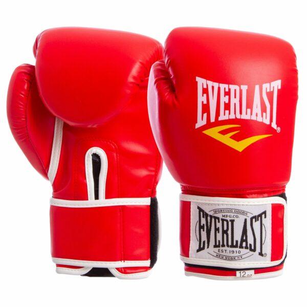 Перчатки боксерские ELS BO-3987 8-12 унций цвета в ассортименте