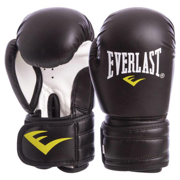 Перчатки боксерские ELS MA-5018 4-14 унций цвета в ассортименте