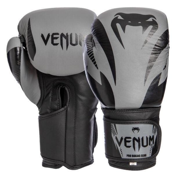 Перчатки боксерские кожаные VNM IMPACT CLASSIC VL-8316 10-14 унций цвета в ассортименте