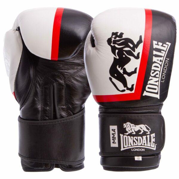 Перчатки боксерские кожаные LND XPEED VL-8340 10-12 унций цвета в ассортименте