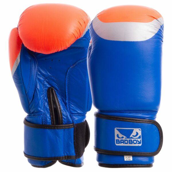 Перчатки боксерские кожаные BDB MA-5433 10-12 унций цвета в ассортименте