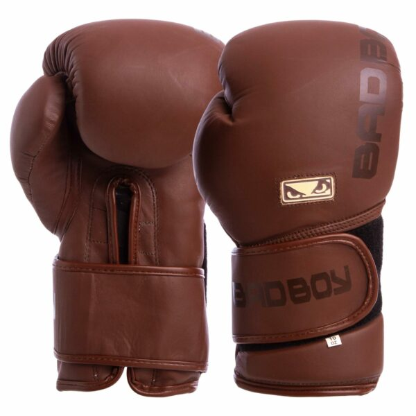 Перчатки боксерские кожаные BDB LEGACY 2.0 VL-6618 10-14 унций цвета в ассортименте