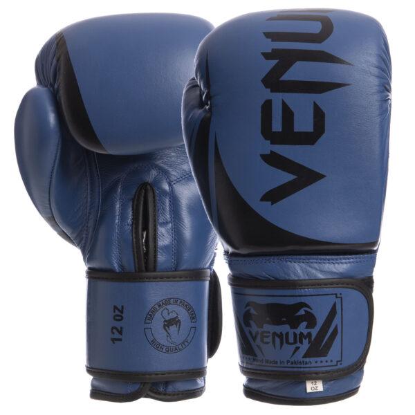 Перчатки боксерские кожаные VNM CHALLENGER BO-5245 10-14 унций цвета в ассортименте