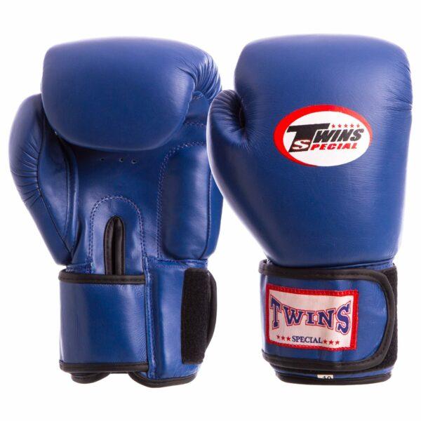 Перчатки боксерские кожаные TWN VL-6631 10-14 унций цвета в ассортименте