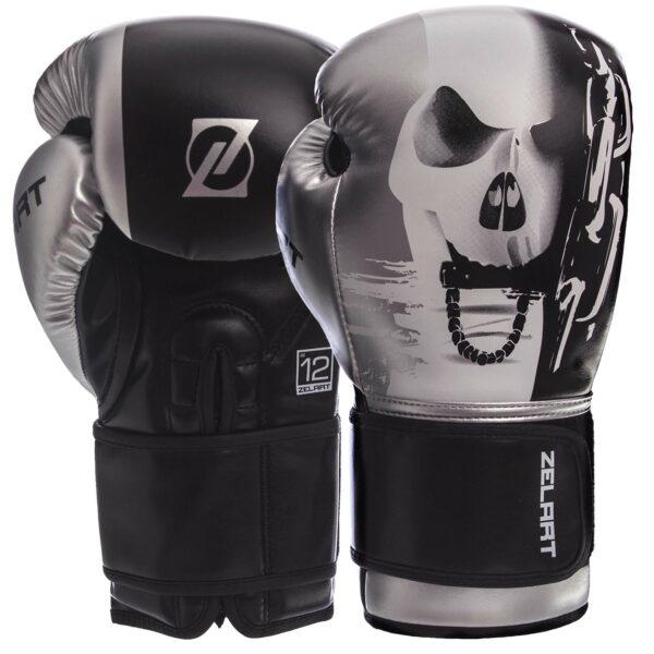 Перчатки боксерские Zelart BO-1315 10-14 унций цвета в ассортименте