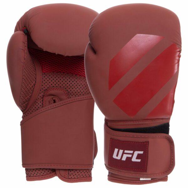 Перчатки боксерские UFC Tonal UTO-75430 14 унций красный