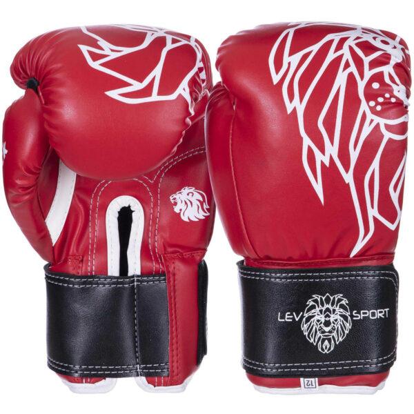 Перчатки боксерские LEV UR LV-4280 10-12 унций цвета в ассортименте