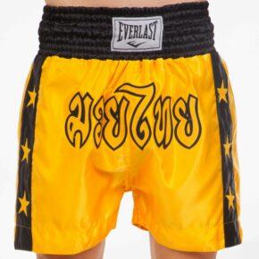 Шорты для тайского бокса и кикбоксинга ELS ULI-9005 M-XL цвета в ассортименте