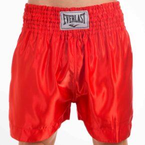 Шорты для тайского бокса и кикбоксинга ELS ULI-9007 L-XL цвета в ассортименте