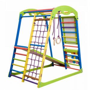 Детский игровой спортивный комплекс Спортбейби SportBaby SportWood Plus