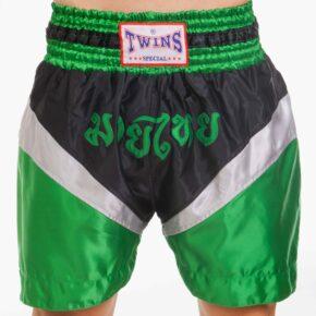 Шорты для тайского бокса и кикбоксинга TWN ZB-6142 M-XL цвета в ассортименте