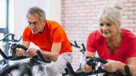 велотренажеры для пенсионеров